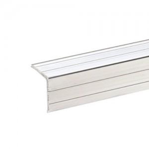 Ángulo de aluminio 20x20 mm