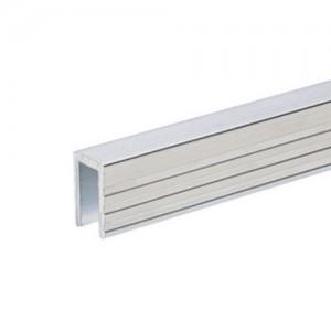 Perfil en u 7mm barcelonatecnica for Perfiles de aluminio barcelona