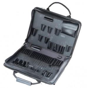 Maletín para herramientas con refuerzos especiales