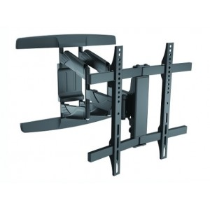 Soporte de pared FULL-MOTION para TV PLANA Y CURVADA
