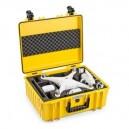 Maleta amarilla para copter DJI Phantom 4, PRO y PLUS
