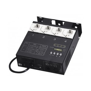 Dimmer DMX 4 CANALES