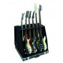 Maleta para sujetar guitarras